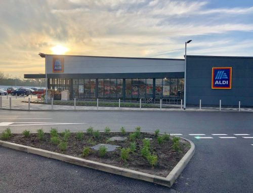 Aldi Store, Northumberland Retail Park, Backworth