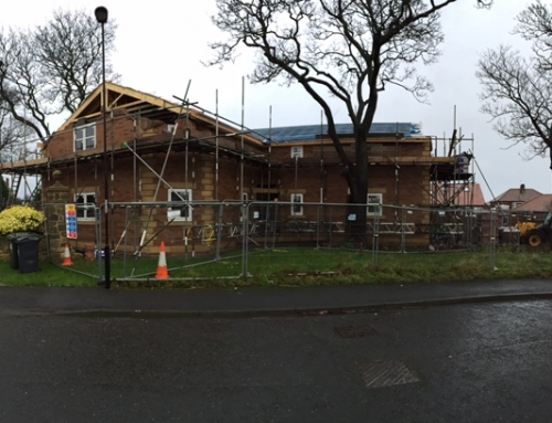 Chester Le Street New Build
