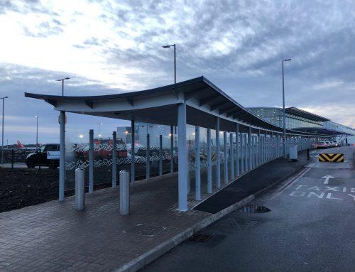 Newcastle International Airport – Car Park development