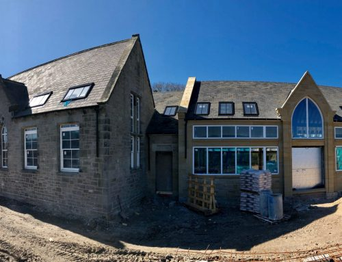Refurbishment & Extension – The Old School, Bamburgh