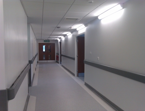 Ward 10 Conversions Queen Elizabeth Hospital, Gateshead