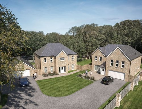 Residential Development, Warkworth, Northumberland