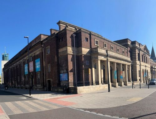 City Baths Refurbishment, Newcastle